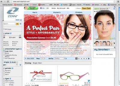 602a0939161 Zenni Optical vs. FramesDirect vs. GlassesUSA  Top Eyeglasses Sites ...